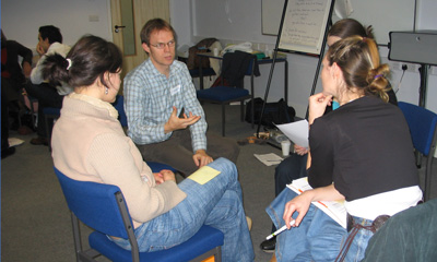 Nonviolent Communication Training Course London 2